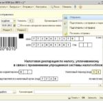 1С Отчетность. Интерфейс программы 5
